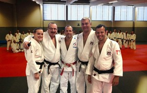 JUDO STAGE DE RENTREE DU 78