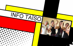 ATTENTION: INFO COURS TAÏSO