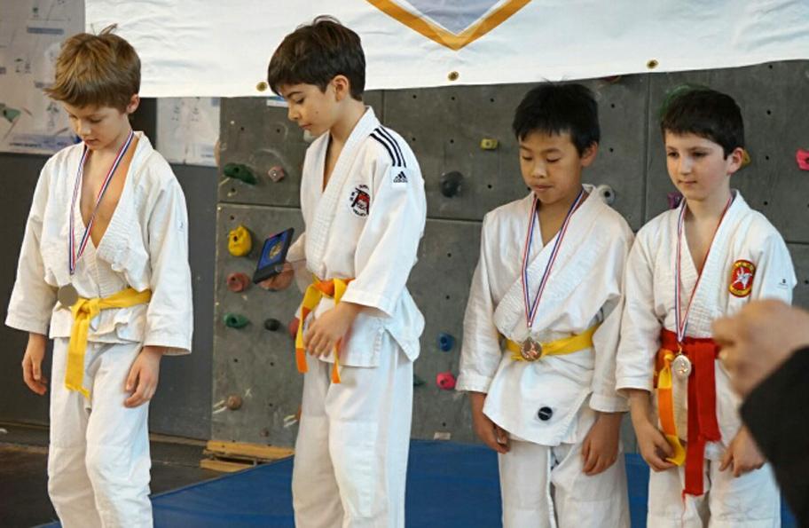 club judo versailles